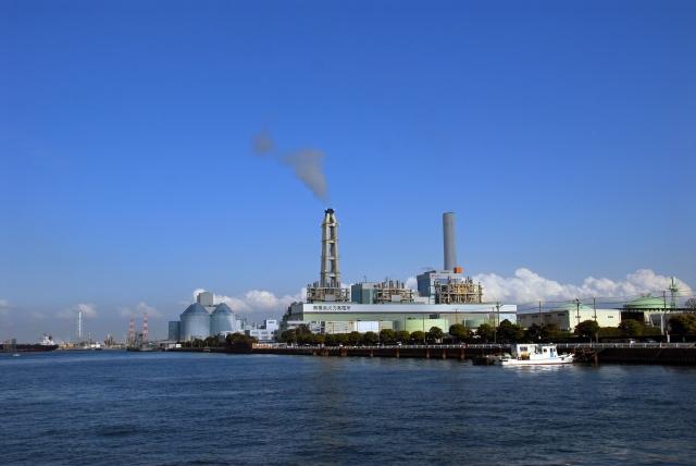 サーマルリサイクル 火力発電 火力発電所