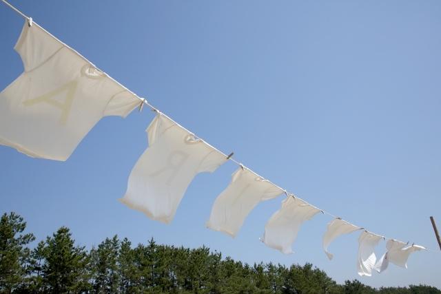 Tシャツ 洗濯 どれくらい